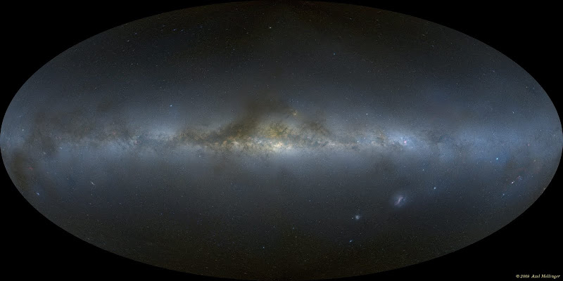 All-Sky Milky Way Panorama 2.0