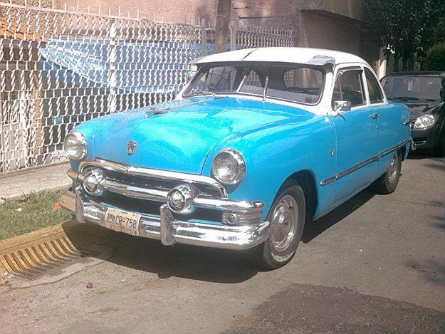 Carro antiguo