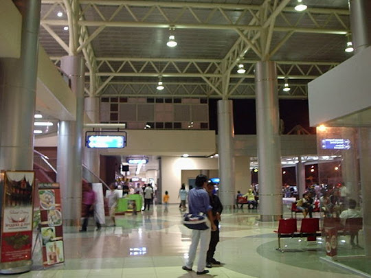 5 JUN 2008 - SULTAN MAHMUD  INTERNATIONAL AIRPORT WILL BE OPEN ON 17 SEPTEMBER