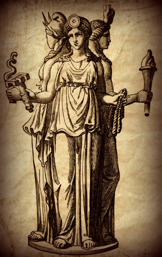 an analysis of the myth of the goddess hecate in ancient greece The legend and myth about hecate has been passed down through the ages and plays an important role in the history of the ancient world and the study of the greek classics she was famous for her knowledge of herbs, poisonous plants and sorcery.
