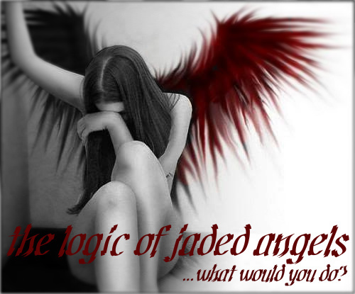 The Logic of Jaded Angels