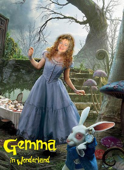 Gemma nel paese delle meraviglie…