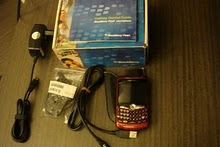 BLACKBERRY JAVELiNE 8900