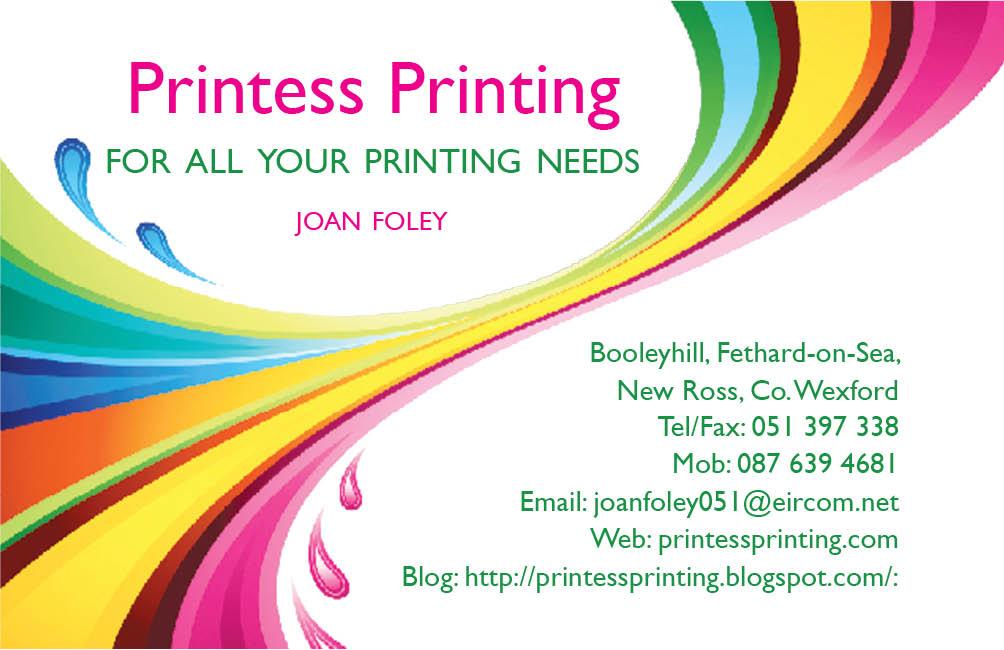 Printess Printing