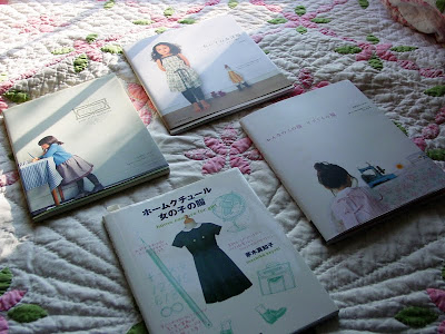 threads and snippets: in love with Japanese sewing pattern books
