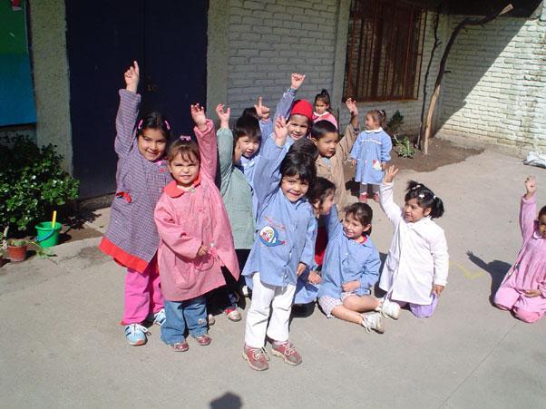 Mi jardin de infantes for Jardin de infantes