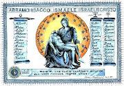 Giubileo 2000 Isacco Ismaele con Cristo
