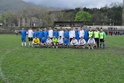 La squadra di calcio -Villaggio Italia
