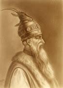 Ritratto di  Giorgio Skanderbeg-principe Castriota