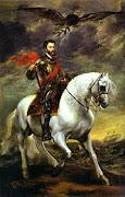 Carlo V Imperatore del Sacro Romano Impero