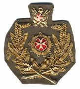 Fregio del Corpo Militare dell'A.C.I.S.M.O.M.