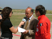 Il Comandante Ing. Micunco, risolve il caso personalmente...areoporto civile di Bari