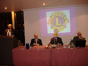 I DUE VICE GOVERNATORI LIONS-DISTRETTO 108/AB