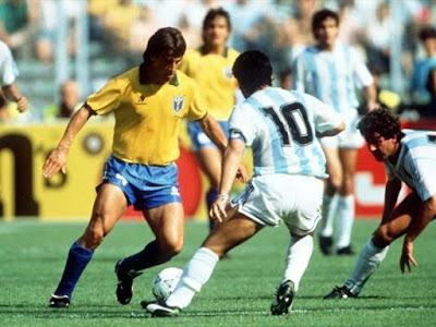 Argentina vs Brasil ... Un Enfrentamiento Histórico