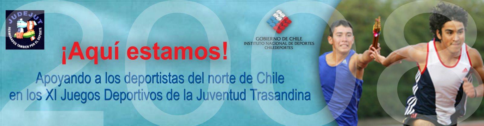 JUDEJUT 2008 - Instituto Nacional de Deportes