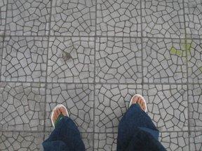 Lantai Kayu on Lantai Semen Sangat Mudah Kusam Dan Kotor Terlebih Lagi Jika Berada