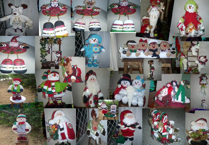 Manualidades ampaher lleg navidad - Detalles de navidad manualidades ...