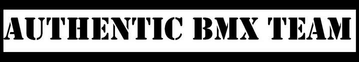 AUTHETIC BMX TEAM