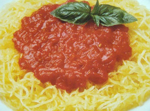 La ferme vert tendre comment cuire une courge spaghetti - Comment cuisiner une courgette spaghetti ...