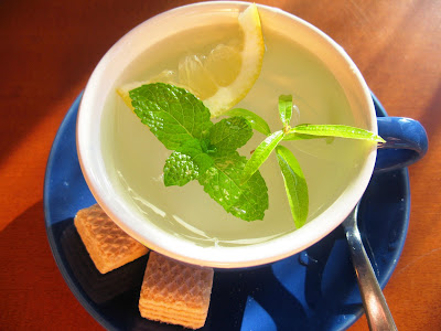 Warm Winter Herbal Tea