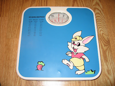 Weight Loss Weekly: My Relationship With the Scale