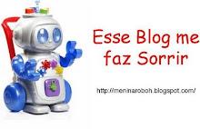 Blog Menina Robô