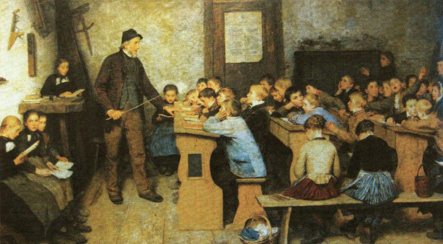 Magda en la historia por ti los ni os en la escuela - Donde estudiar pintura ...