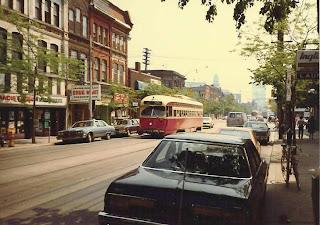 Queen Street, Toronto