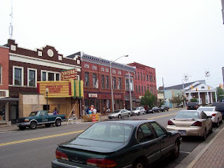 Main Street, Three Rivers, Michigan