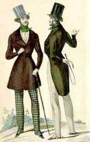 The latest in men's fashion