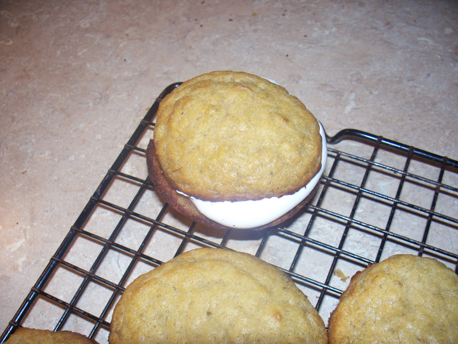 Ramble On: Banana Whoopie Pies (gluten free, grain free, SCD legal ...