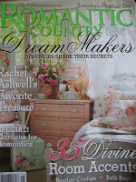 Featured in Romantic Country Mag