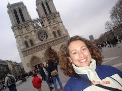 Eu em Notre Dame