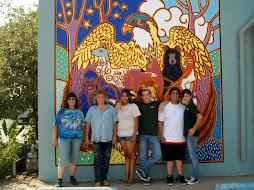 Mural #2 The Falcon