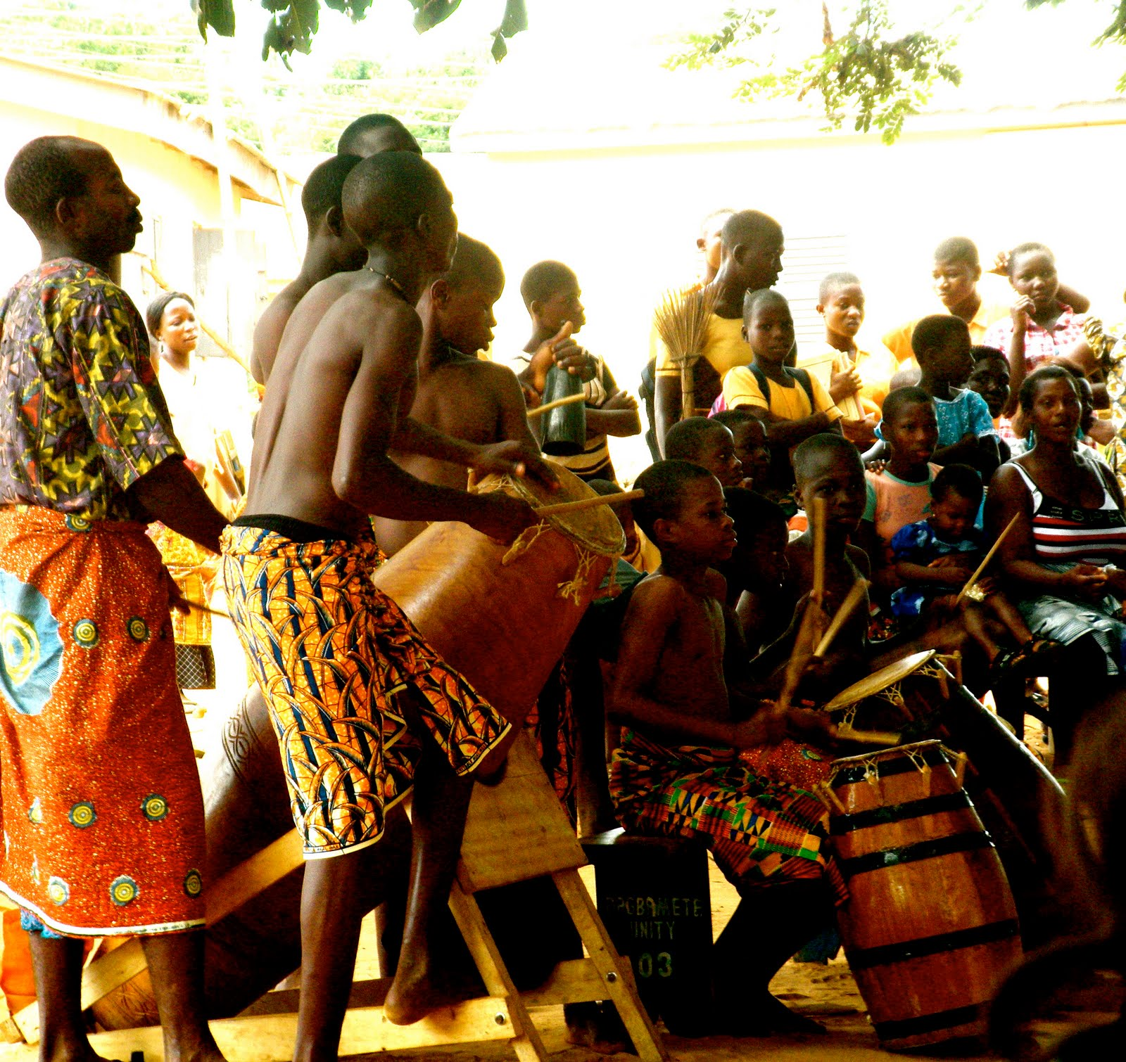 sub saharan music of africa Those characteristics of african music south of the sahara which apply more or   probably the most outstanding characteristic of african music is its emphasis.