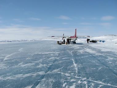 Winter landing
