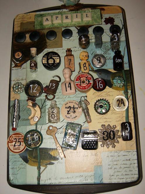 Grandpas junque drawer perpetual calendar