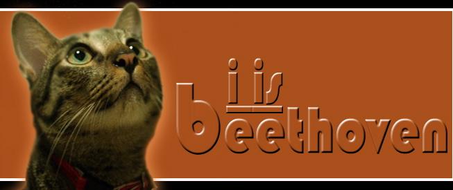 I is Beethoven