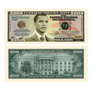 obama dollar
