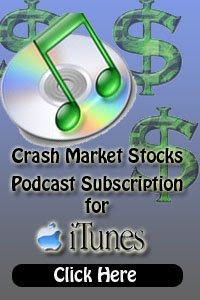 crash market stock podcast