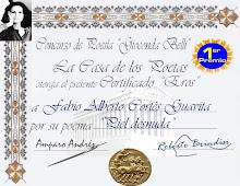 """Premio Internacional """"EROS"""""""