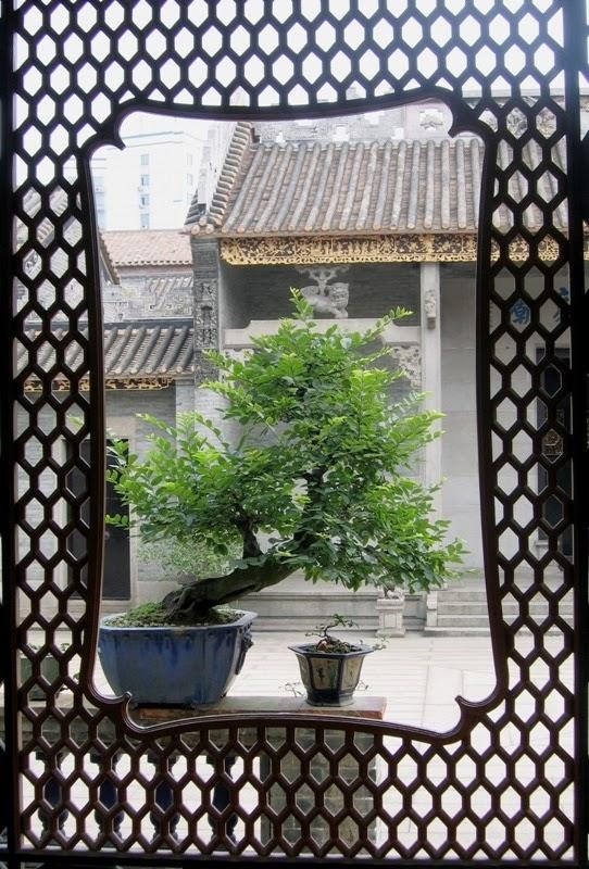 Chine immortelle foshan le jardin magique for Conception jardin chinois
