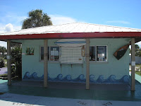 The Lobster Pit take out restaurant in Ormond By The Sea Florida.