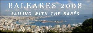 En velero por las I. Baleares