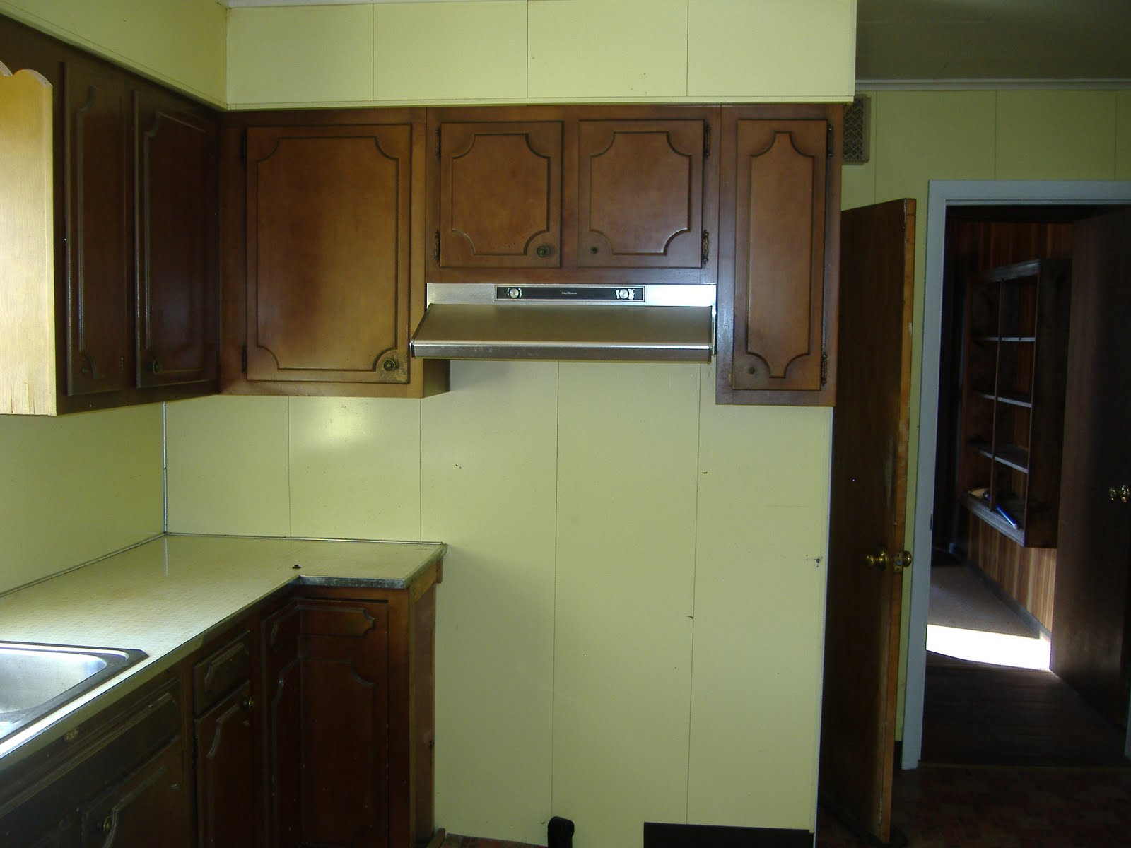 1970s Kitchen Cabinets