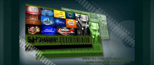 mas'ud motion graphic