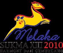 Laman Web & Logo SUKMA Melaka 2010