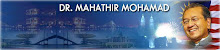 Blog Tun Dr. Mahathir Mohamad