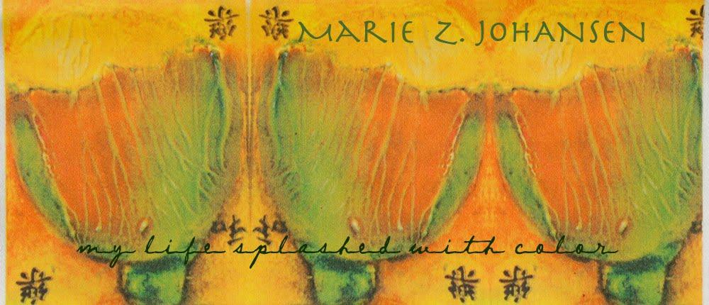 Marie Z. Johansen / ZQuilts
