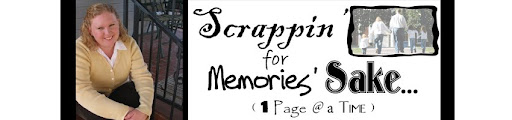 Scrappin' for Memories' Sake